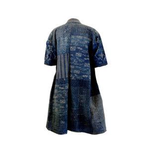 Sashiko Boro Jacket Cover