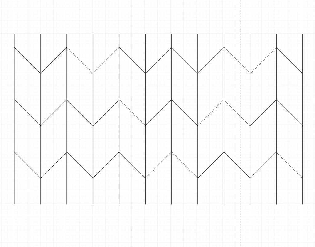 YABANE Sashiko Pattern 2