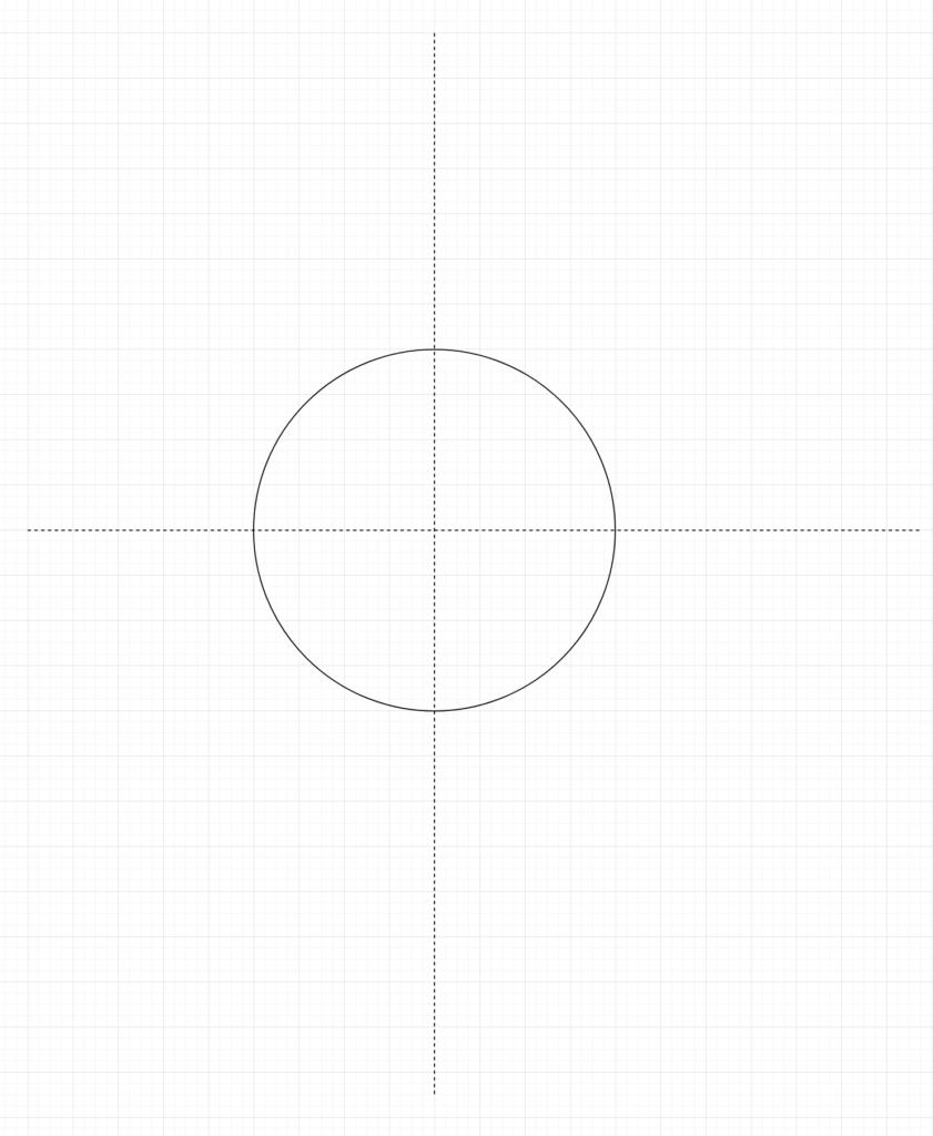 Shippou Sashiko Pattern Step.1