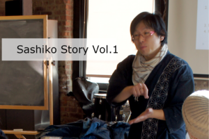 Sashiko Story Vol.1
