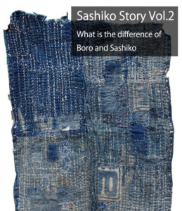 Sashiko Story Vol.2 Cover